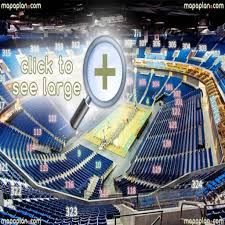 bok seating chart bok center seat row numbers detailed seating chart tulsa for