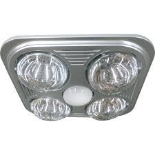 bathroom fan heat lamp 2 bulb ceiling bathroom exhaust fan master