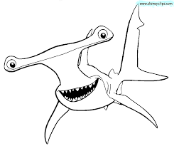 Bloat Nemo Coloring Page Coloring Pages For All Ages Coloring Home