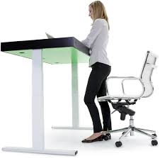 smart desk the latest fitness trend in offices around the country is employees giving up their chairs in order to stand while working now stir a pasadena