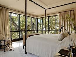 sumptuous room darkening curtains in bedroom mediterranean with master bedroom door design next to furniture placement around corner fireplace alongside