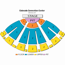 Buell Theater Seating Chart 71 Best Of Image Of Warner Theatre Seating Chart
