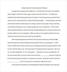 research essay proposal template example research paper research  research essay proposal template example research paper research paper the modern language