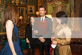 Socorro Gilbert with Henry Gilbert and Caroline Getty