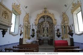 Saint Anthony Torre Velhas Church Ponte Stock Photo (Edit Now) 1244570155