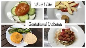 What I Ate Gestational Diabetes 30 Weeks Pregnant Glucose Checks Vegetarian