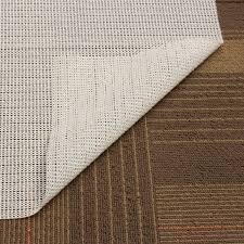 no slip rug pad for carpet non slip rug pad target