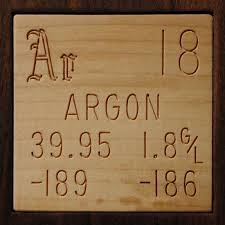 Facts, pictures, stories about the element Argon in the Periodic Table