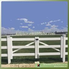 Split Rail Pvc Farmhorseranch Fence Gate Gaston Fence Co Inc Pvc Farmhorseranch Fence Gate