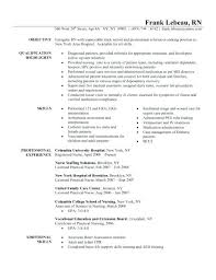 nurse objective resume objective for nursing resume registered nurse resume objective cover