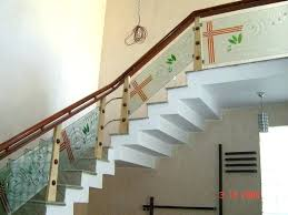 glass railings for stairs modern staircase of wood and wooden railing manufacturer stair balcony designs d