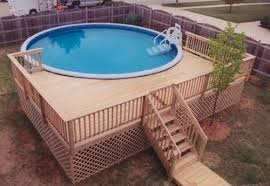 Pinterest Above Ground Pools With Decks U2013 Itu0027s Easy To Guess Why Above Ground Pools  Decks Are So Hype They Affordable And Fast Install