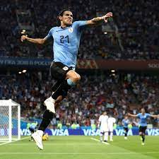 Edinson Cavani sends Uruguay to World Cup last eight as Portugal bow out |  World Cup 2018