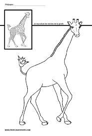 Site Maternelle Gs Et Ms Les Taches De La Girafe Basteln