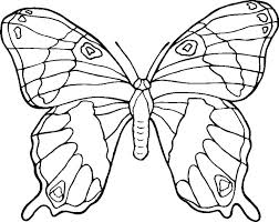 Printable Coloring Pages Of Flowers And Butterflies Free Coloring Pages Of Butterflies For Printing Babyfund Info