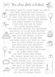 Texte Zum Geburtstag Christliche Perlen