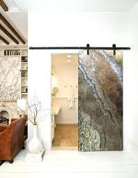 barn door with glass doors hardware sliding ideas full wallpaper photographs half barn door
