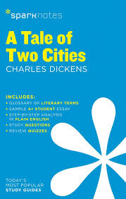 com a tale of two cities sparknotes literature guide com a tale of two cities sparknotes literature guide sparknotes literature guide series 9781411469662 sparknotes charles dickens books