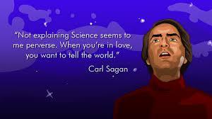 Carl Sagan Love Quote Mesmerizing Carl Sagan Love Quote Extraordinary Love Quotes Carl Sagan Free