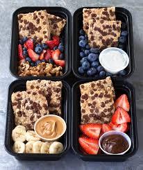Weekly Lunch Prep Breakfast Meal Prep 20 Healthy Recipes