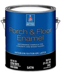 sherwin williams porch and floor enamel