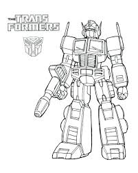 Bumblebee Transformer Coloring Page Transformers Coloring Pages