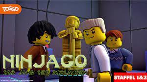Ninjago - Das Jahr der Schlangen im Online Stream ansehen