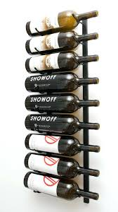 wall mounted wine rack wooden plans bottle and glass holder shelf diy wood