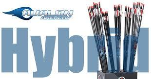 Carbon Tech Arrow Chart Avalon Carbon Hybrid Ready Built Arrows Doz