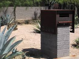 cool residential mailboxes. Image Of: Modern Residential Mailboxes Cool