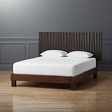 summit bed bedroom furniture cb2