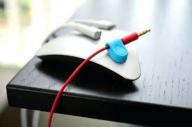 diy cable management holder