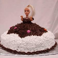 Barbie Doll Cake Images With Name Kemixclub