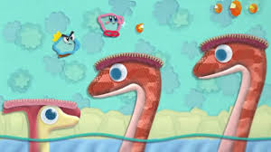 Kirby's Epic <b>Yarn</b> (2 Player) - World 2 <b>Hot</b> Land - No Damage 100 ...