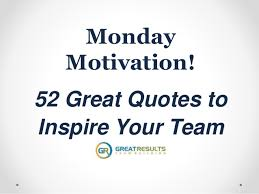 Be Great Quotes Classy 48 Great Quotes To Inspire Your Team
