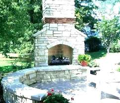 stacked stone outdoor fireplace outdoor fireplaces stacked stone stone outdoor fireplace how much does a outdoor