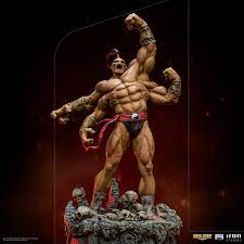 Mortal Kombat: Goro 1:10 Scale Statue - Iron Studios - Twilight-Zone.nl