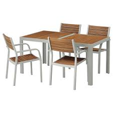 outdoor chairs and tables. IKEA SJÄLLAND Table+4 Chairs, Outdoor Chairs And Tables