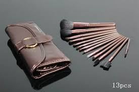 mac full brush set uk natural professional hair eye makeup brushes tool 13 pcs