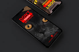 Don't Touch My Phone Cat Wallpapers ...