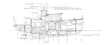 tug yacht terrier vessel specification tug yacht terrier kasten marine design inc