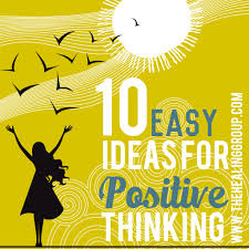 10 Ideas For Positive Thinking - The Healing Group