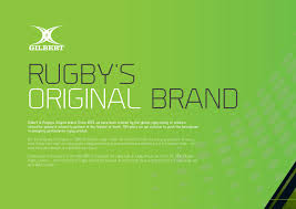 Gilbert Rugby Size Chart Gilbert Rugby Trade Brochure 2017 Pages 1 50 Text