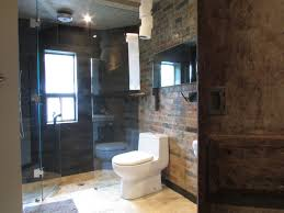 architecture bathroom toilet: industrial bathroom by jenn hannotte hannotte interiors