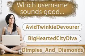 best dating site usernames
