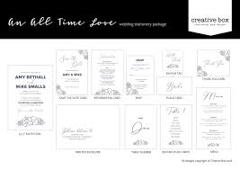 plain rsvp cards wedding invitation nz creative box