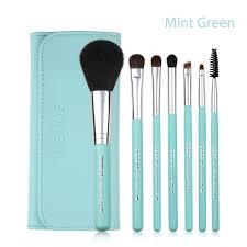 zoreya 7pcs makeup brush set professional cosmetic brushes 10 99