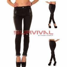 Womens Designer Denim Details About Womens Designer Black Jeans Size 8 10 12 14 Sexy Low Rise Hipster Stretch Denim