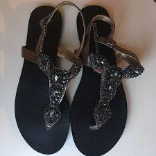 Bcbgeneration Shoe Size Chart Bcbg Jeweled Sandals