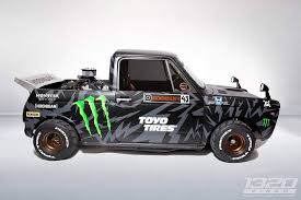 Mini Hoonigan Truck Is Adorable And Bad-ass All At The Same Time ...